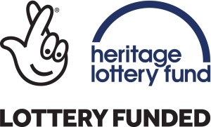 HLF lottery funded logo